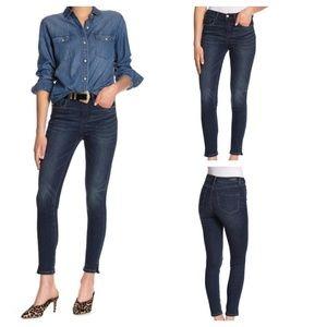 BlankNYC High Waist Skinny Jeans